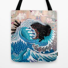 The Unstoppabull Force Tote Bag