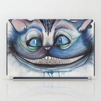 Cheshire Cat Grin - Alic… iPad Case