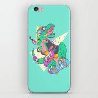 Ju-RAD-ssic Park iPhone & iPod Skin