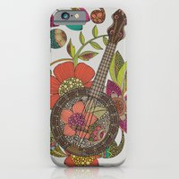 iPhone & iPod Case featuring Ever Banjo by Valentina Harper