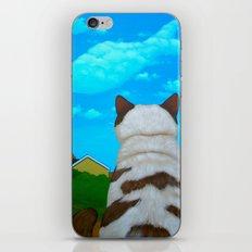 DAY DREAM, FISH CLOUD iPhone & iPod Skin