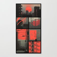 Red - Collection Canvas Print