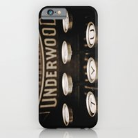 iPhone & iPod Case featuring Classic machine by Vorona Photography