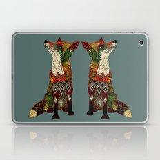 fox love juniper Laptop & iPad Skin