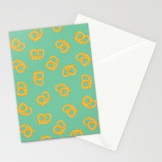 These Pretzels Are Making Me Thursty Stationery Cards