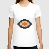 aztec T-shirts featuring Aztec 1 by Aztec