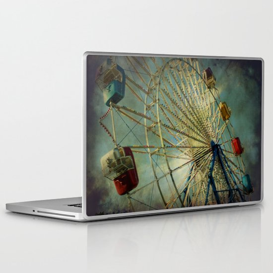 Synergy Laptop & iPad Skin