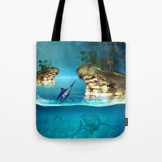 The Dreamworld Tote Bag