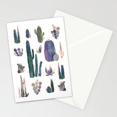 my best cactus!! Stationery Cards