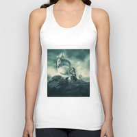 The Night's Watch Unisex Tank Top