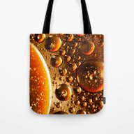 Oil And Water Don't Mix Tote Bag