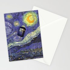 Vincent Travels Stationery Cards