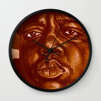 Mo Money Mo Problems Wall Clock