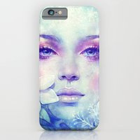 iPhone & iPod Case featuring December by Anna Dittmann