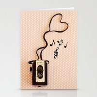 Photography Makes My Hea… Stationery Cards