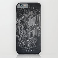 iPhone & iPod Case featuring Feeling Good by ARJr