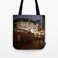 An Evening At The Globe Tote Bag