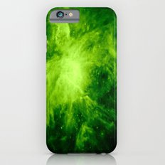 Orion Nebula : Green iPhone 6 Slim Case