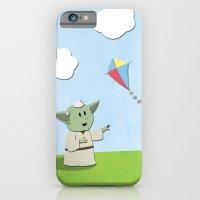 SW Kids - Yoda Kite iPhone 6 Slim Case