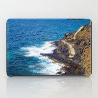 Gone Fishing iPad Case