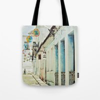 Salvador noon Tote Bag