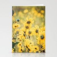 Wild About Saffron Stationery Cards