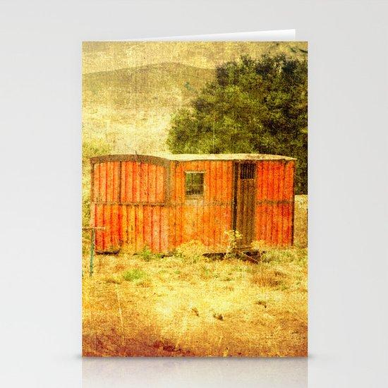 The Uninhibited Stationery Card