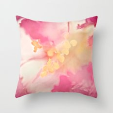 Bushed Throw Pillow