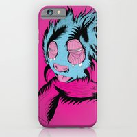 iPhone & iPod Case featuring Funny Guy by Vasco Vicente