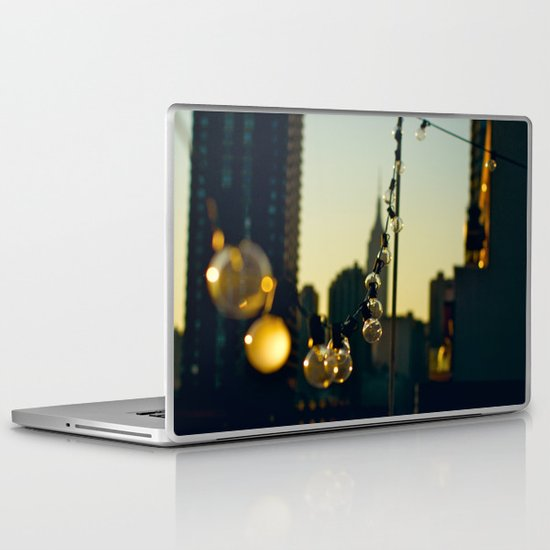 Brief moment of clarity  Laptop & iPad Skin