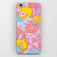 Valenslimes iPhone & iPod Skin