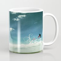 skyred Mug