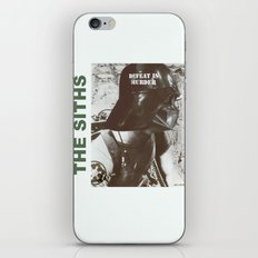 Defeat is Murder iPhone & iPod Skin