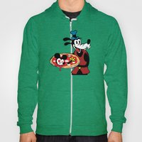 MICKEY'S PIZZA Hoody