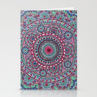 Mesmerizing Mandala Stationery Cards