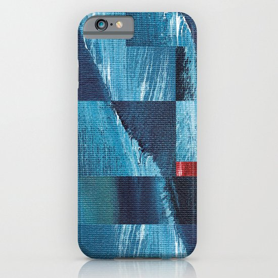 Cracking Waves (Distant Shore) iPhone & iPod Case