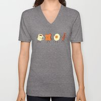 Let's All Go And Have Br… Unisex V-Neck