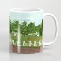 Ash Mill Farm Mug