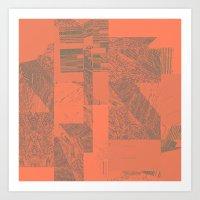 New Sacred 28 (2014) Art Print