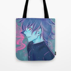 Pink Smoke Tote Bag
