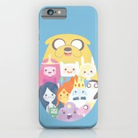 adventure iPhone & iPod Cases featuring Adventure by Eva Puyal