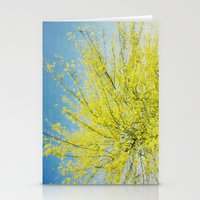 Burst Forth Stationery Cards