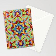 Chartres Mandala Stationery Cards