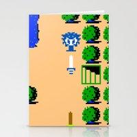 Minion's Last Rites: Zelda's Octorok Stationery Cards