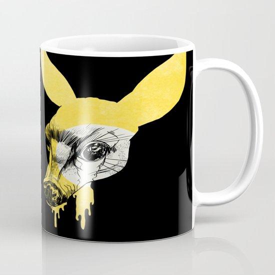 Fawn in Headlight Mug