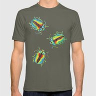 One Beetle Knows Another Mens Fitted Tee Lieutenant SMALL