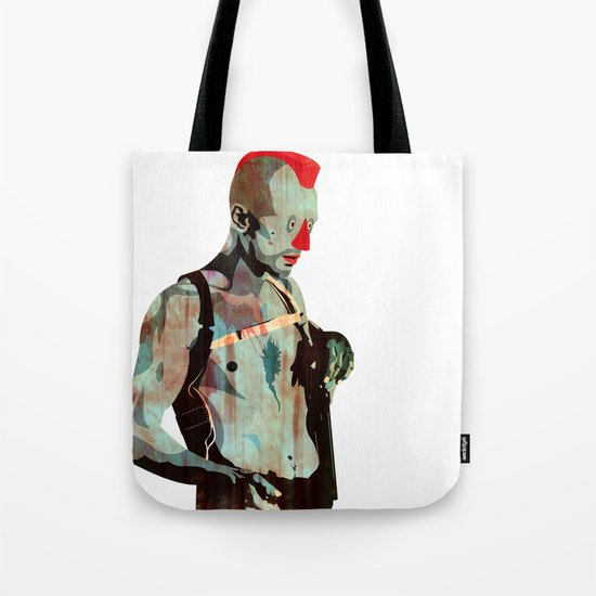 Travis Tote Bag