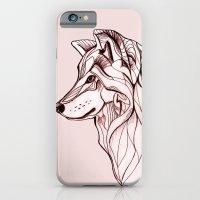 Wolf iPhone 6 Slim Case