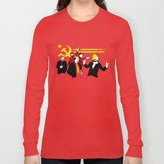 The Communist Party (original) Long Sleeve T-shirt