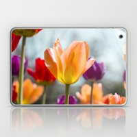 Tulip Dance Laptop & iPad Skin